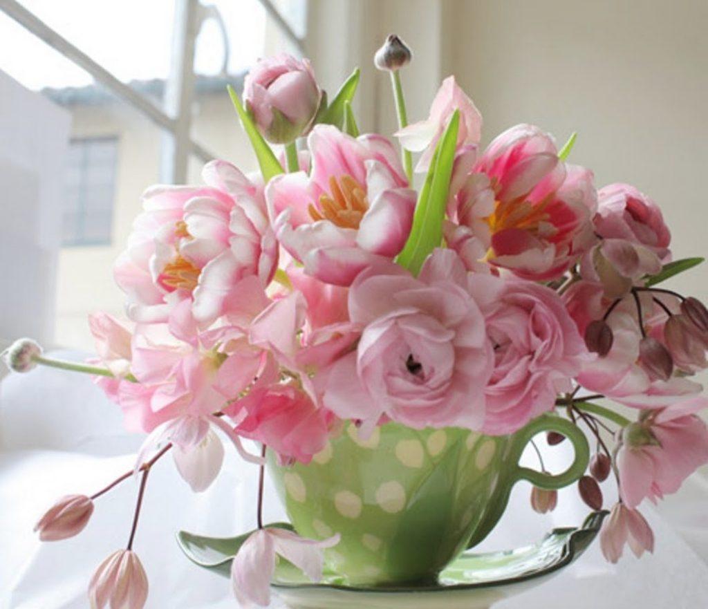 ziua femeii floare